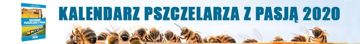 Kalendarz Pszczelarski na 2020 r. (Sławomir Trzybiński) - K220